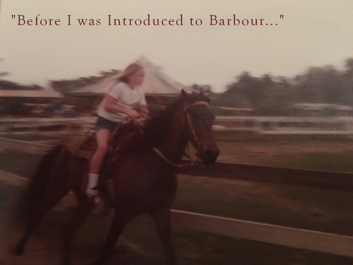 Barbour-Cathy-and-Horse