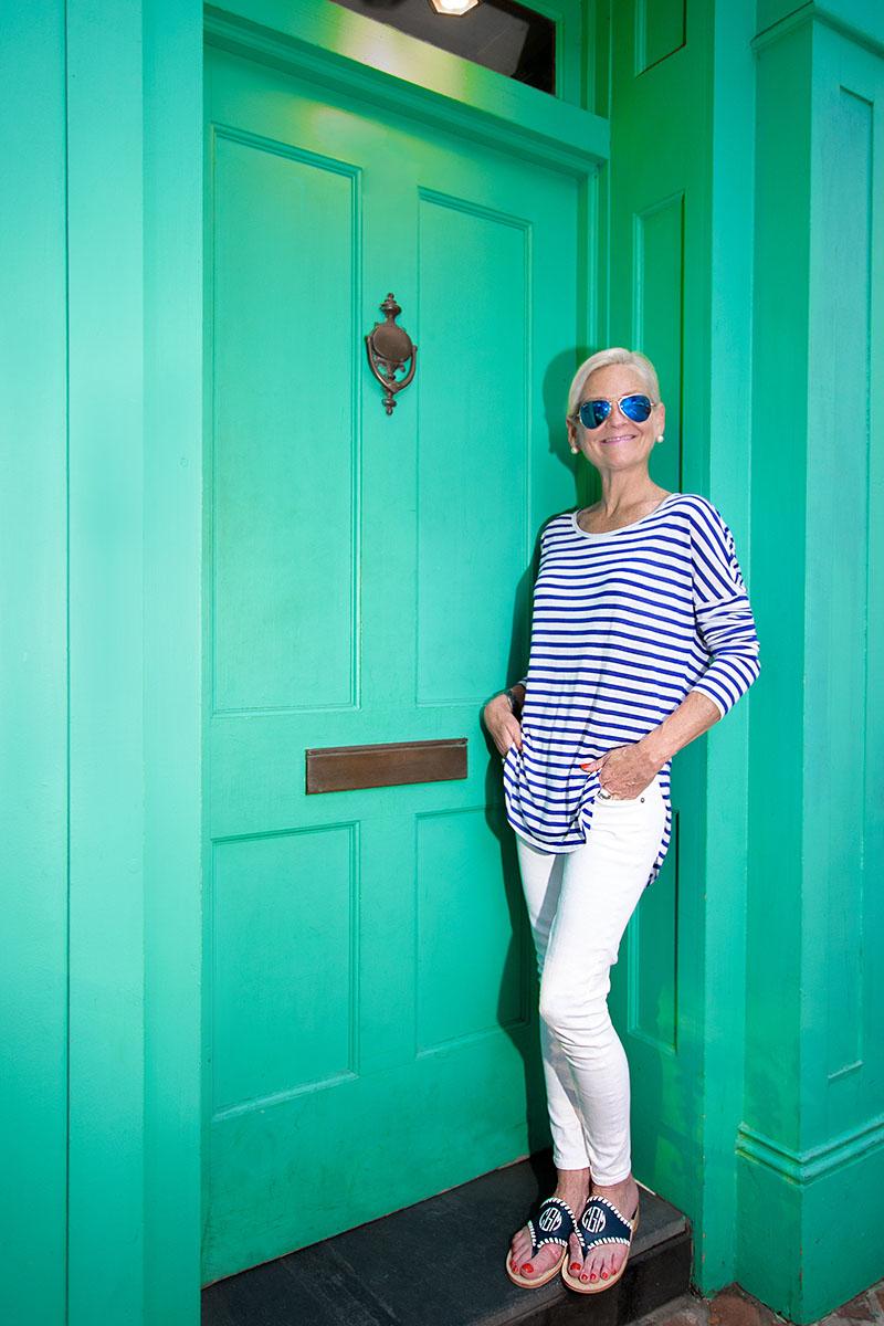 The Greene Door