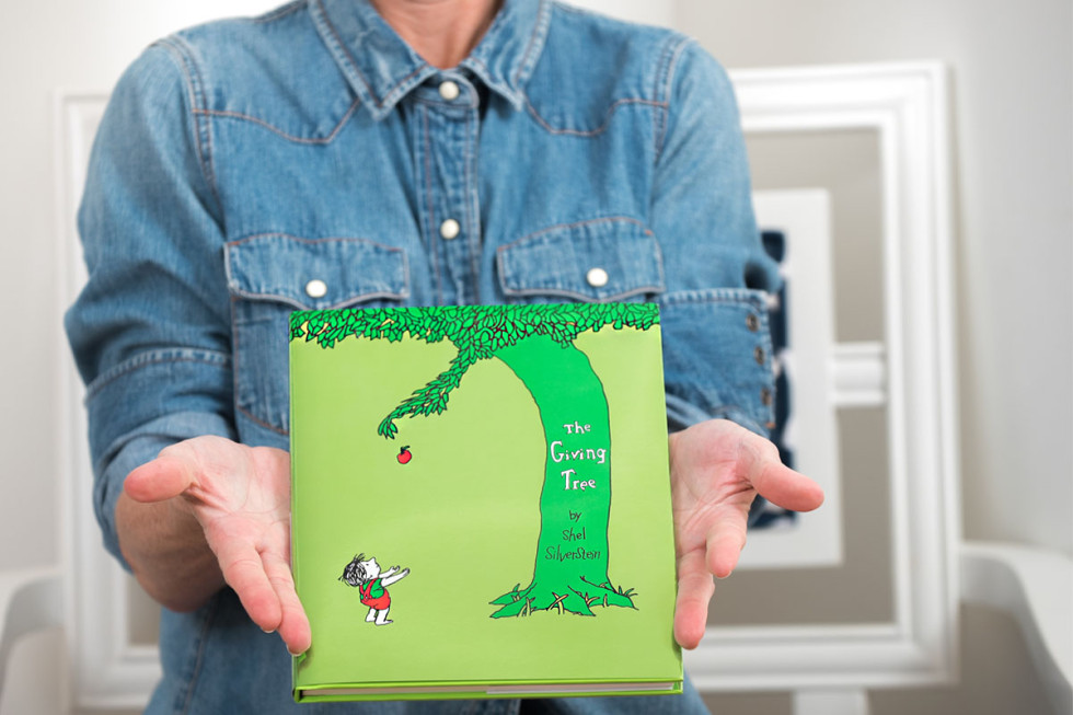 The Greene Door - The Giving Tree Book