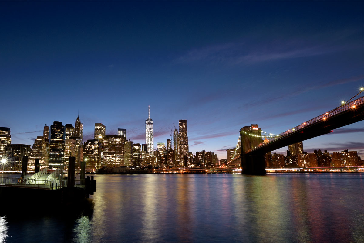 Viva Violeta Photography New York City Skyline