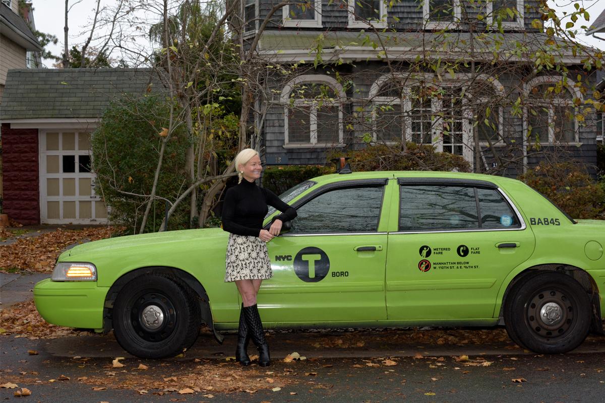 Greene Taxi
