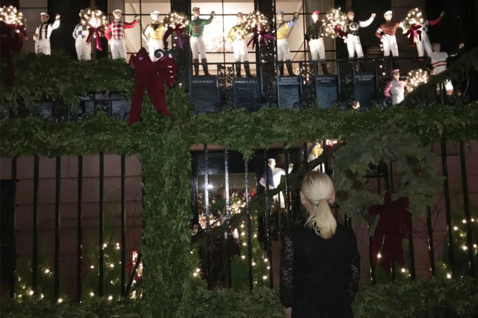 The Greene Door at 21 Club_Manhattan_Restaurant_NYC